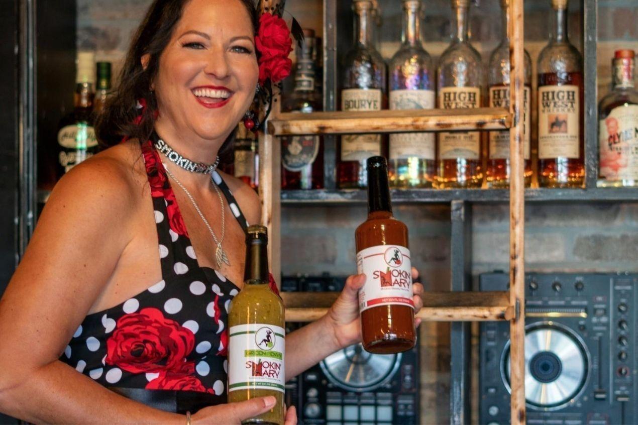 Photo for: Smokin Mary, Award winning, easy to use Bloody Mary mix
