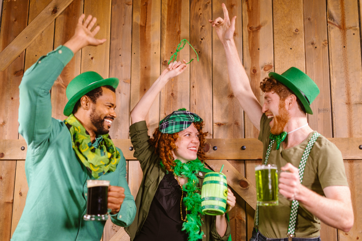 Photo for: In and around LA: What to do on St.Paddy's Day 2021