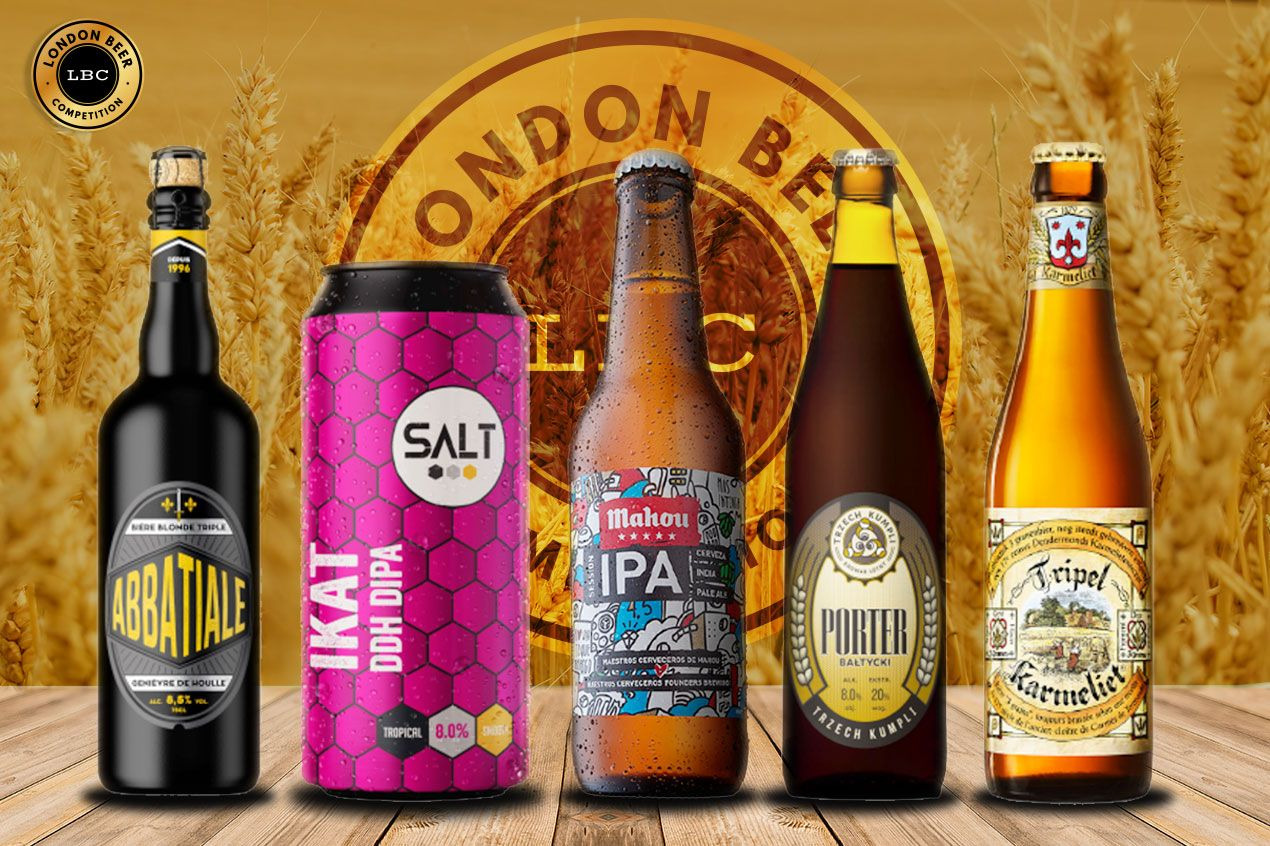 Photo for: 2021 London Beer Competition Winners Announced