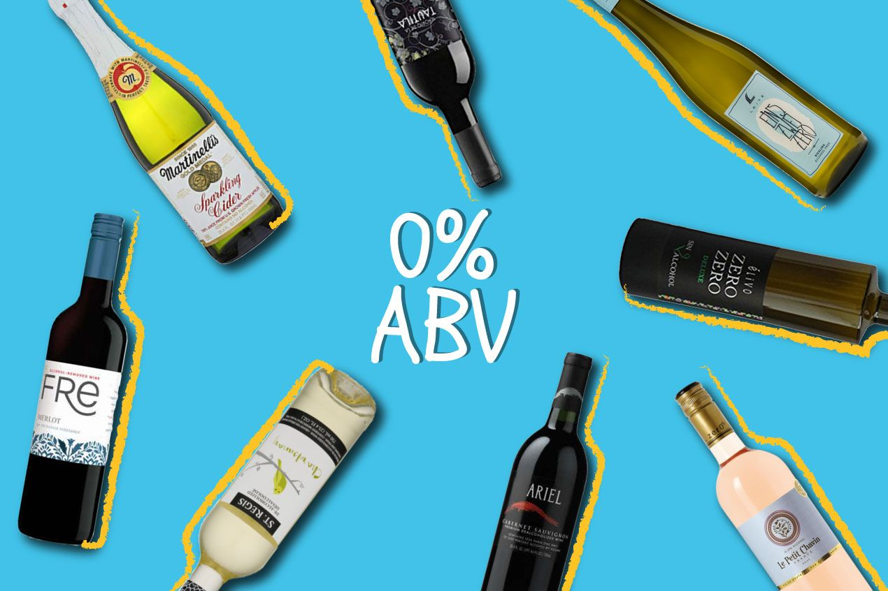 Photo for: Best Alcohol-Free Wines to Drink