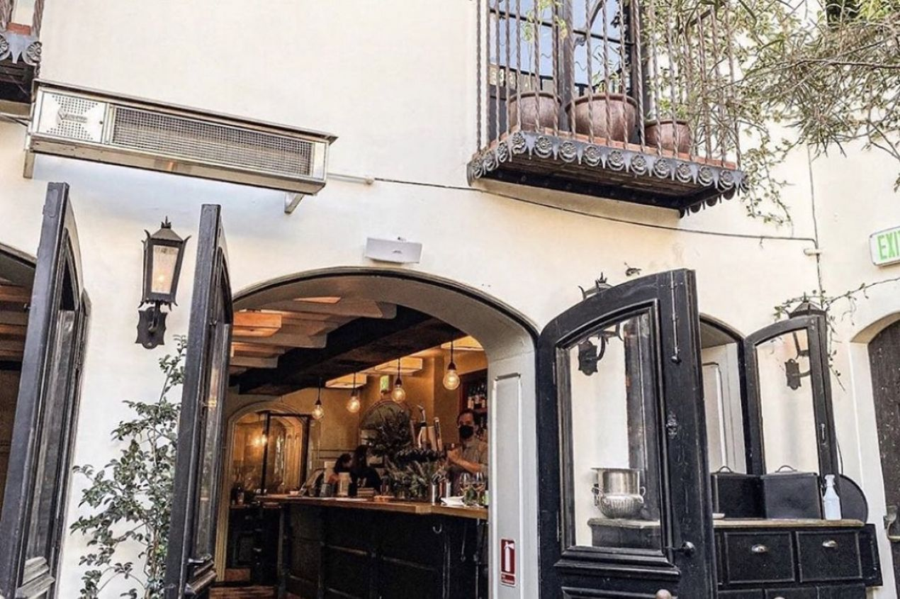 Photo for: Where to find LA's best wine lists