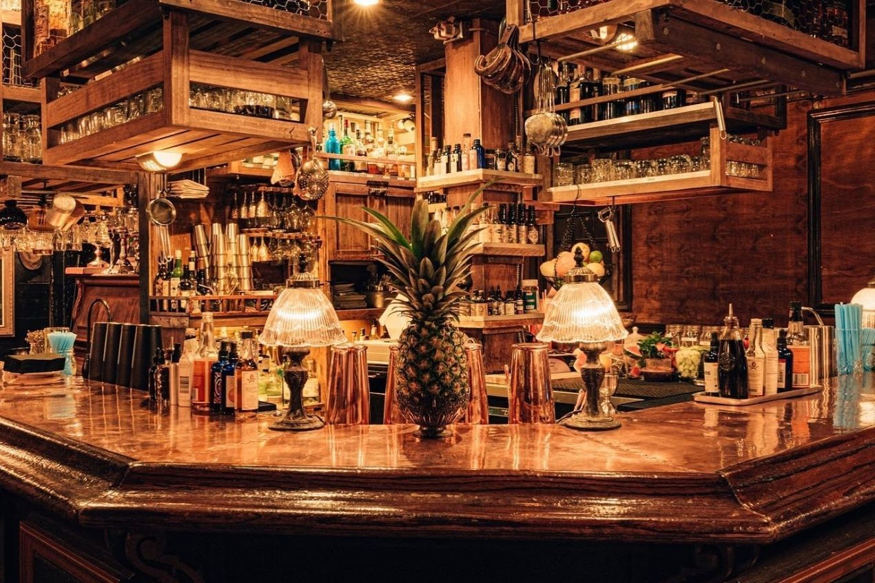 Photo for: Neighborhood focus: Where to drink in Orange County