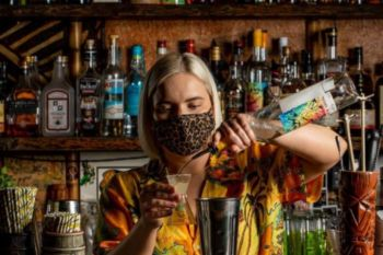 Photo for: Sipping Tiki drinks with Hillary Hestead