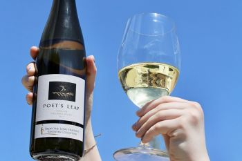 Photo for: 2019 Poet's Leap Riesling - a wine worth many glasses