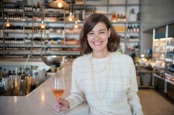 Photo for: Here's where to drink wine in LA