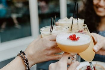Photo for: Start off fall with these delicious cocktails