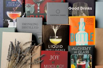 Photo for: Become a top liquid chef with these cocktail recipe books