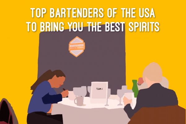 Photo for: Leading bartenders of USA to pick the best spirits to drink