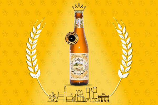 Photo for: Tripel Karmeliet is Belgium's Finest Beer