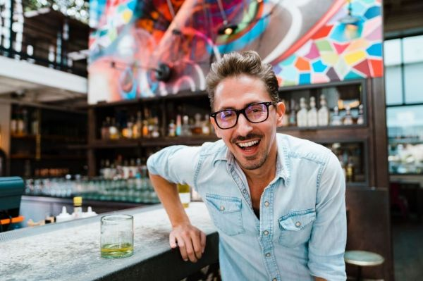 Photo for: Watch out for Bartender Extraordinaire Beau du Bois