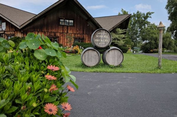 Photo for: Drink wines from one of the oldest and most recognized wineries in the Finger Lakes Region