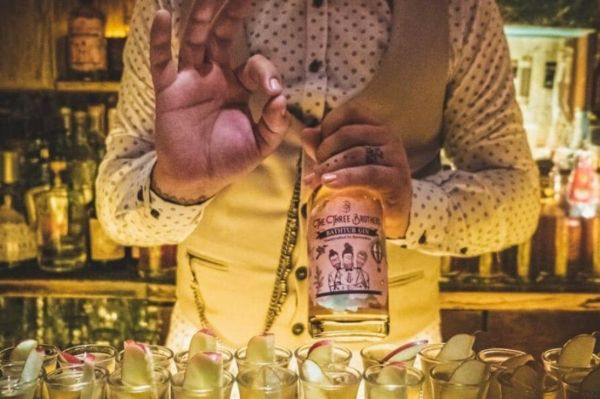 Photo for: The Three Brothers -Handcrafted Lebanese Gin