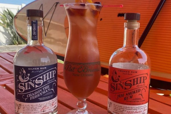 Photo for: SinShip Spirits - Made In San Diego County
