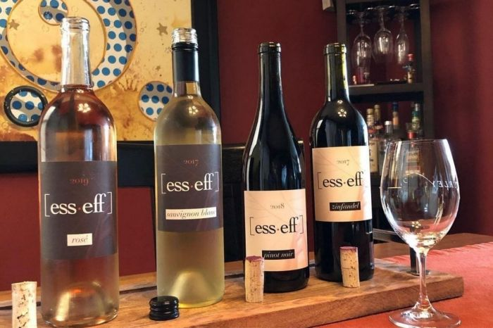 Photo for: [ess·eff] wines - Made in San Francisco, California