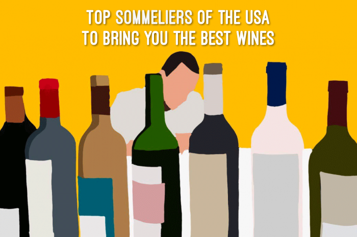 Photo for: USA's wine experts to select the top wines for 2021