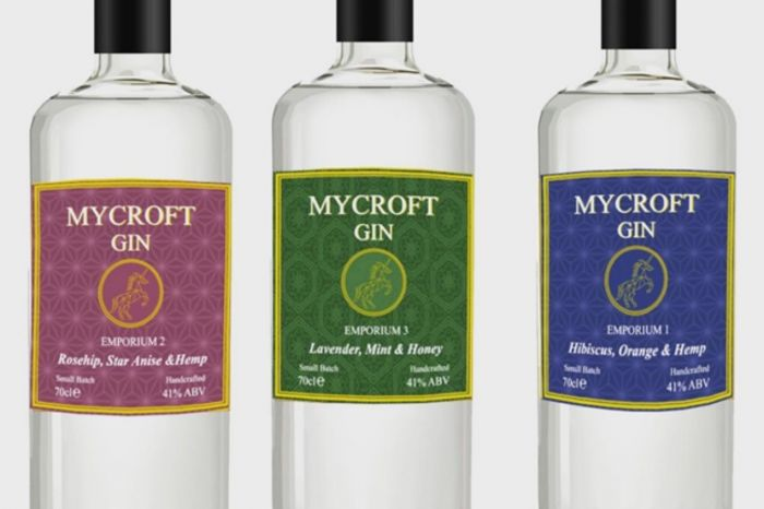 Photo for: Clean, Green, Award-Winning Gins