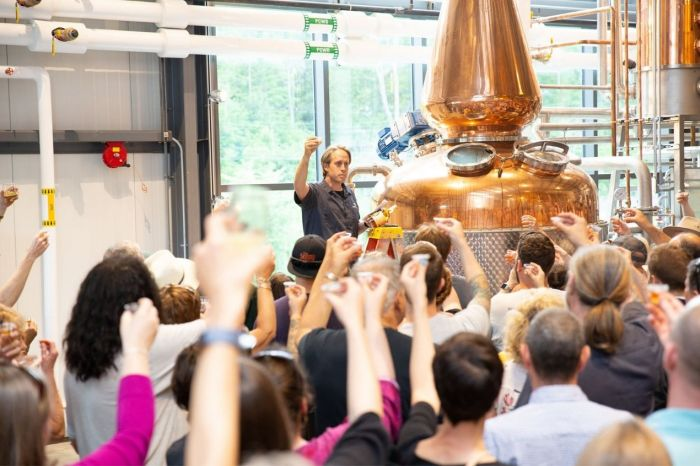 Photo for: 15 minutes with Ryan Christiansen of Caledonia Spirits
