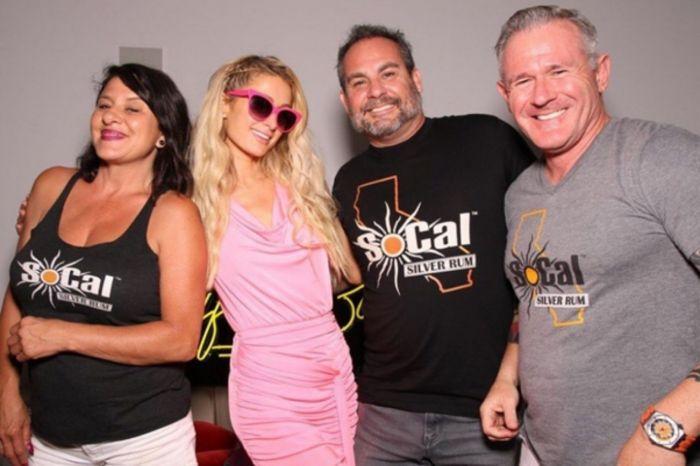 Photo for: The Rum Paris Hilton Pours at House Parties