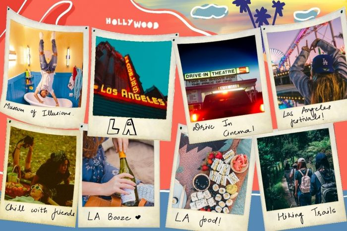 Photo for: Unique & interesting things to do for the holidays in Los Angeles: Magical Lights, Cinema, Hiking & More