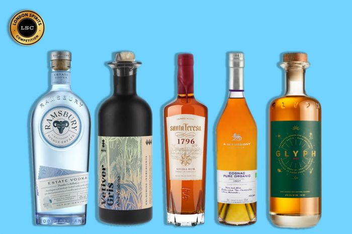Photo for: Winners announced at London Spirits Competition 2021