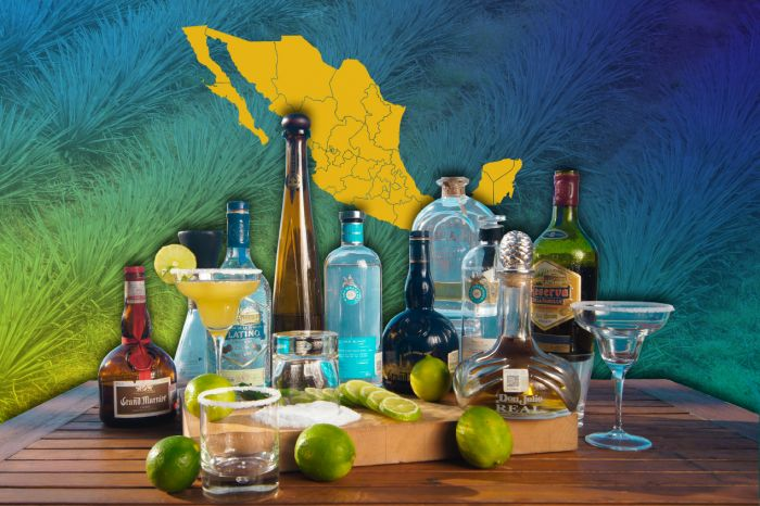 Photo for: Mexico in a glass at your bars