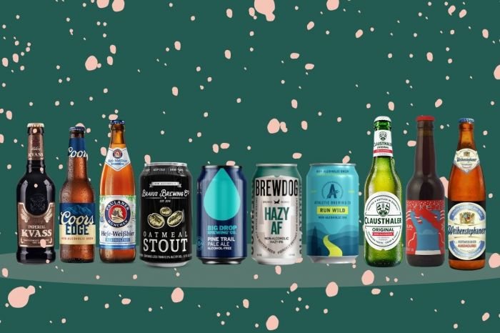 Photo for: Our favorite alcohol-free beers