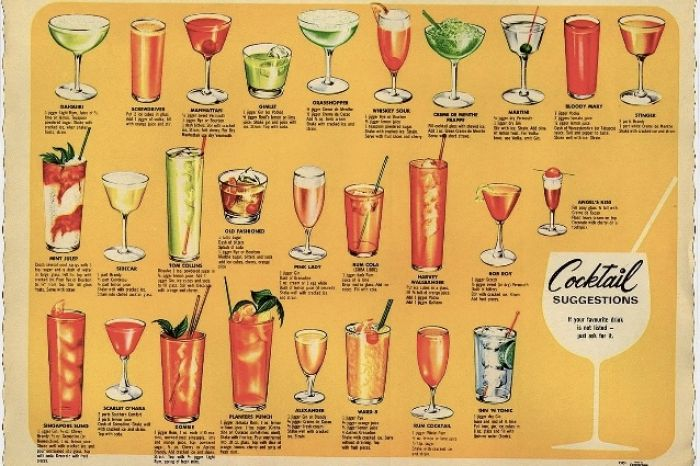 Photo for: Shake-up These Swinging 1970s Cocktails
