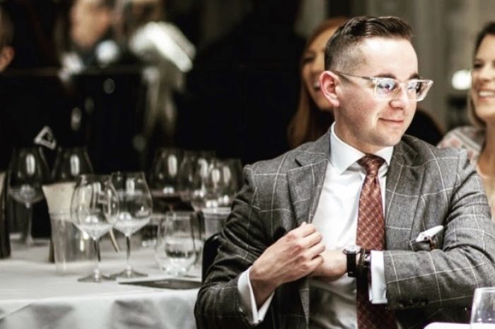 Photo for: Know your Sommeliers:  Q And A with Michael Smith