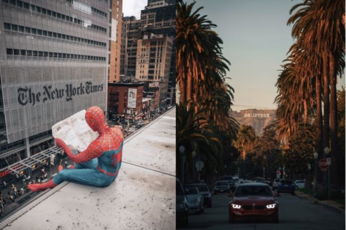 Photo for: Difference Between LA and NYC Drinkers