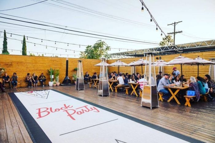 Photo for: 6 Outdoor Drinking Spots Around LA
