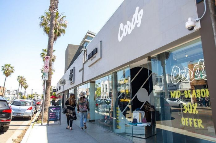 Photo for: Abbot Kinney Boulevard Street: Guide to the ''Coolest Block in America''